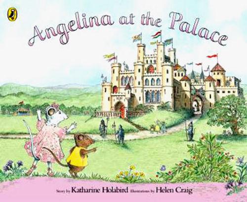 Angelina at the Palace book