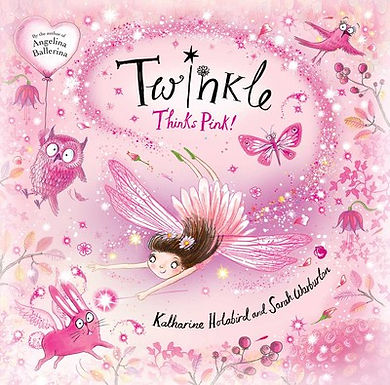 Twinkle Thinks Pink book