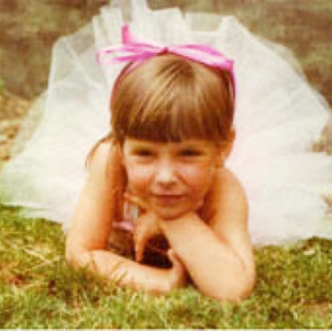 My darling little ballerina Tara