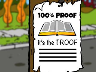 100% PROOF vs Simple Faith