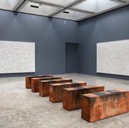 """Bosco Sodi_509_5.jpga""""Vers l'Espagne"""", Kasmin Gallery, New York, USA, 2020"""