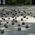 Tabula Rasa, Washington Square Park, New York, USA, 2021