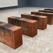 """Bosco Sodi_509_9.jpga""""Vers l'Espagne"""", Kasmin Gallery, New York, USA, 2020"""