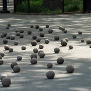 """Bosco Sodi: Tabula Rasa"", Washington Square Park, New York, USA, 2021"