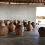 Sphere Installation. Fundacion Casa Wabi, Oaxaca, Mexico. 2020