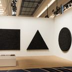 """""""Malevich Homage"""", Axel Vervoordt Gallery, Independent Art Fair, New York, USA  2021"""