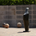 """""""Bosco Sodi: La fuerza del destino"""", Dallas Museum of Art, Dallas, USA, 2021"""