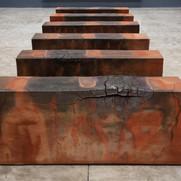 """Bosco Sodi_509_8.jpga""""Vers l'Espagne"""", Kasmin Gallery, New York, USA, 2020"""