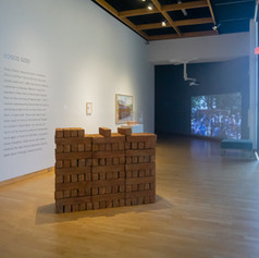 The Visible Turn: Contemporary Artists Confront Political Invisibility, University of South Florida Contemporary Art Museum, Tampa, USA