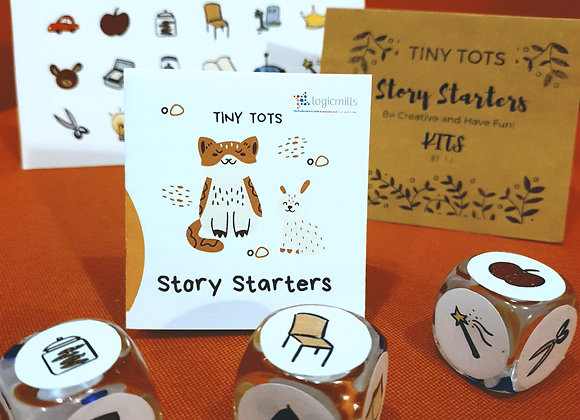 Tiny Tots- Story Starters