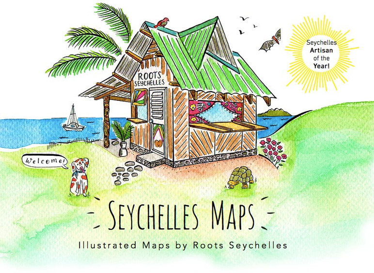 Seychelles Maps is Launched!