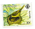Seychelles stamp