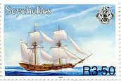 Seychelles-Postage-Stamp-Ship-Roots-Seyc