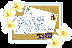 Postcard of Seychelles