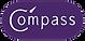 Compass ロゴ楕円型