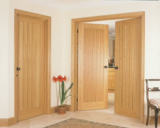 Solid Oak Doors