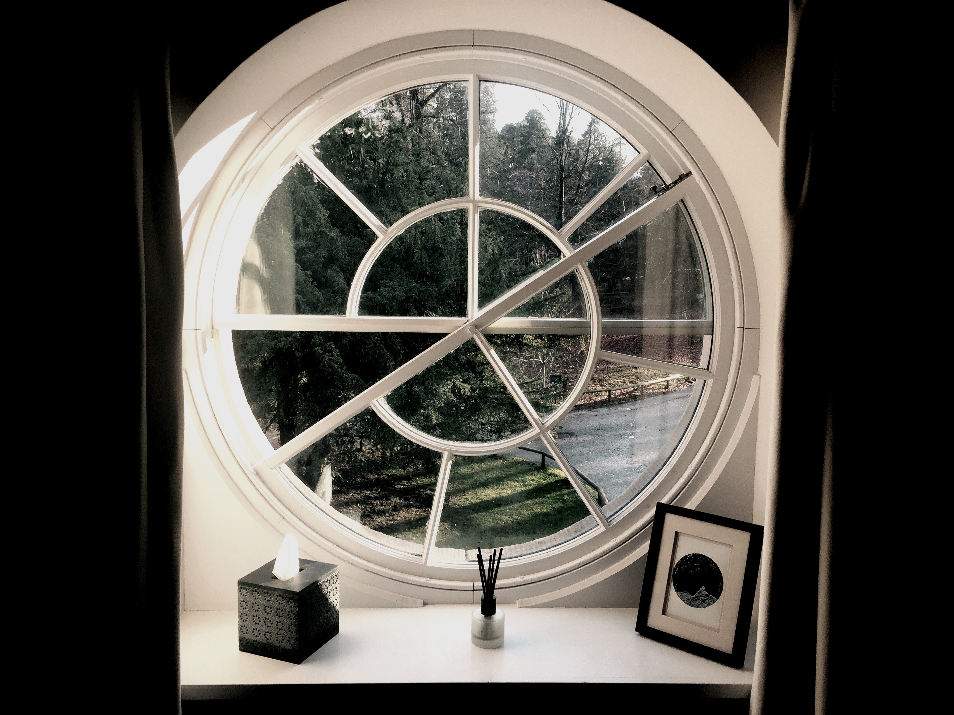 Circular Sash Window