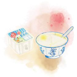 百福豆腐花