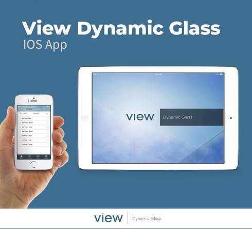 View Dynamic Glass - Ios App