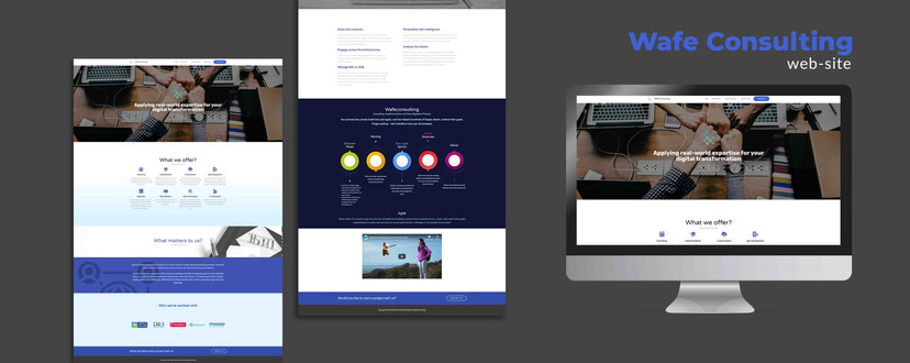 Wafe Consulting - Website
