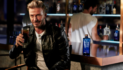 Haig - David Beckham