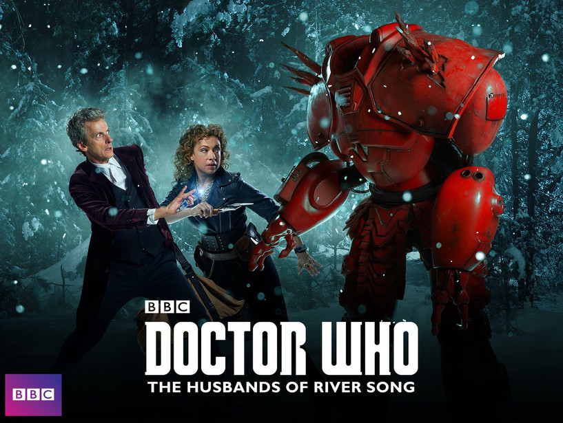 Dr Who Christmas Special