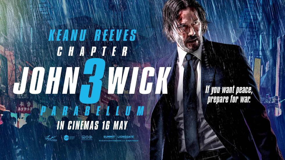 John Wick 3 (Morocco unit)