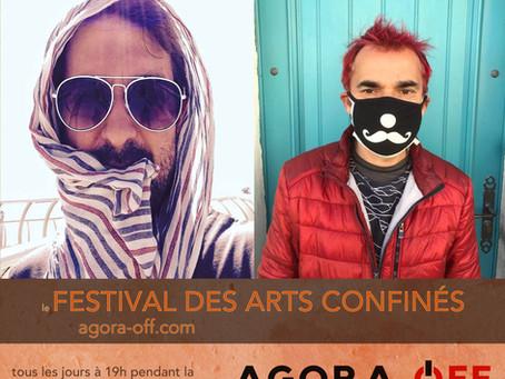 FESTIVAL DES ARTS CONFINÉS