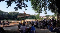 La Paillote, un spaziu culturale all aperto