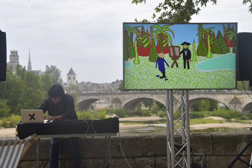 La Paillote, espace culturel de plein air