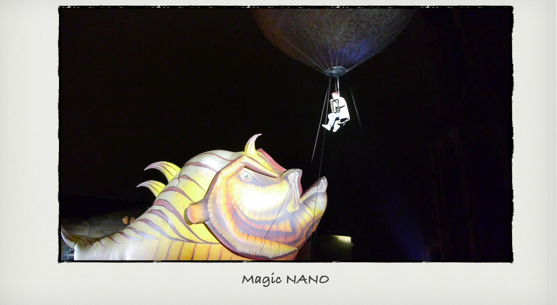 Magic NANO