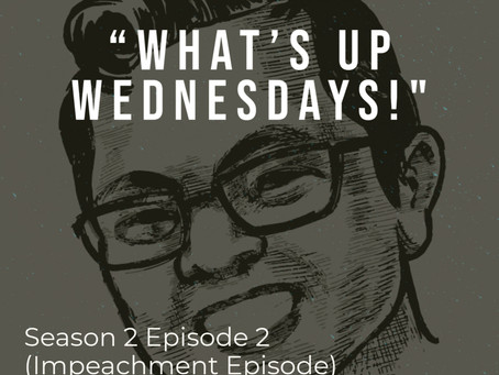 What's Up Wednesday: Jan. 13, 2021