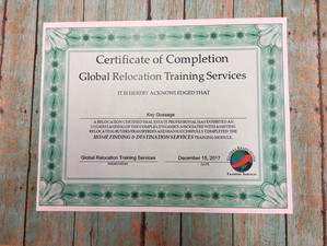 GRTS Certification  -  check