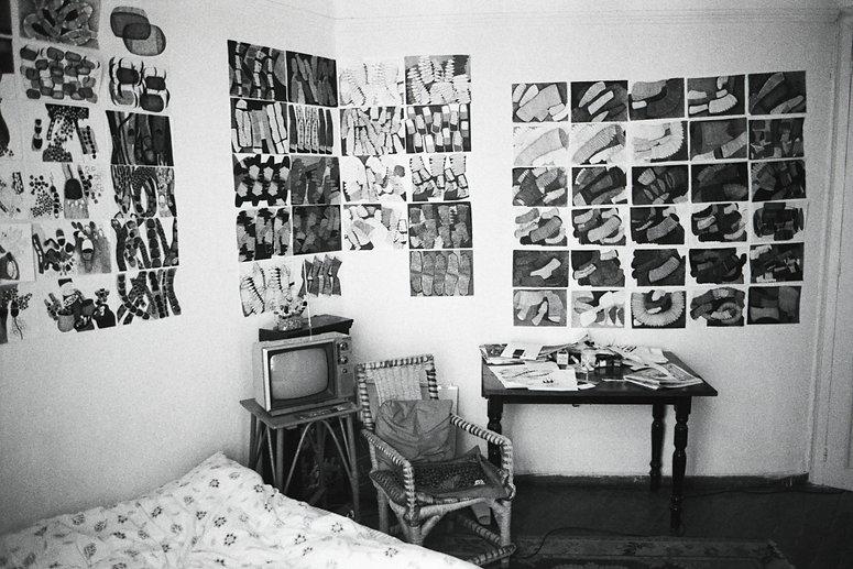 Yianna Harachliani's studio_Spyros Stave