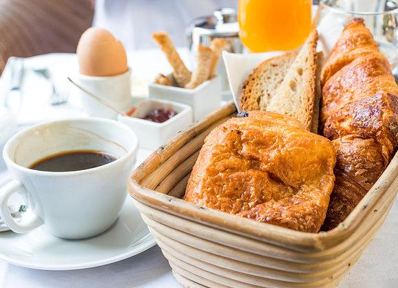 Wednesday Breakfast