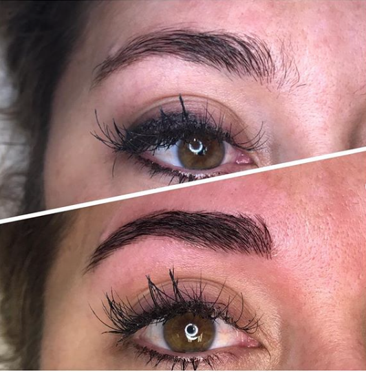 Henna Brows Makayla