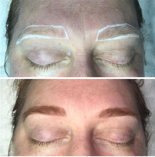Henna Brows Cathie