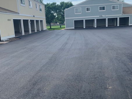 Asphalt can last up to 20+ years‼️