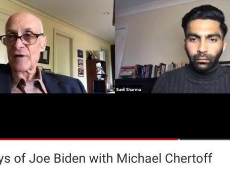 100 days of Joe Biden with Michael Chertoff