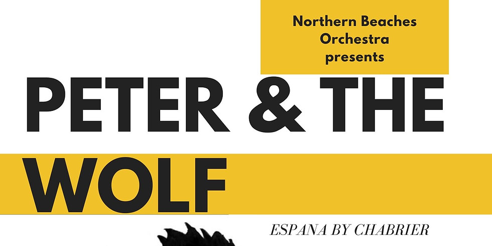 NBO Presents Peter & the Wolf