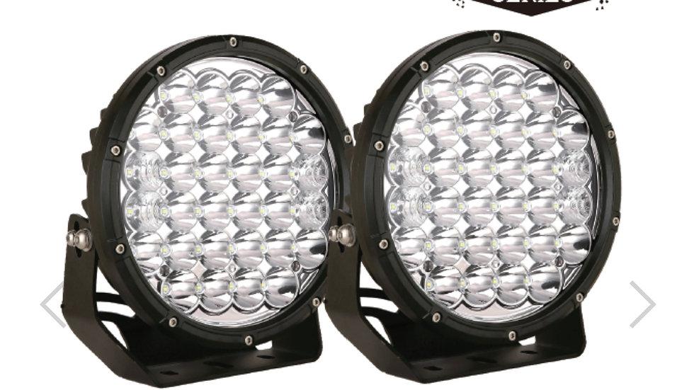 "Adventure Series 9"" LED Driving Lights"