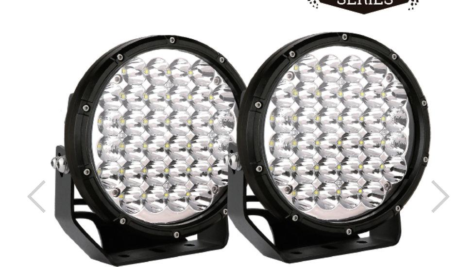 "Adventure Series 7"" LED Driving Lights"
