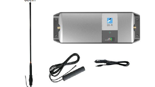 CEL-FI GO Telstra 3G 4G Signal Repeater Trucker Compact LITE Pack (60cm)