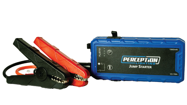 700A Lithium Jump Starter Up to 7L Petrol & 6L Diesel