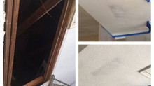 Garage Ceiling Repair