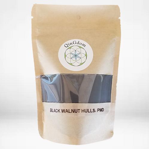 Black Walnut Hulls Powder (Blood Purifier, Antiviral, Antiparasitic)
