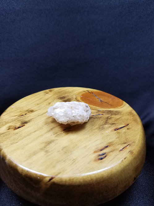 Quartz Pocket sized Protection Crystal