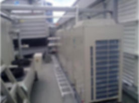 Industrial HVAC Installation