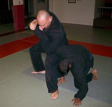 Hamilton registed Coach in Judo