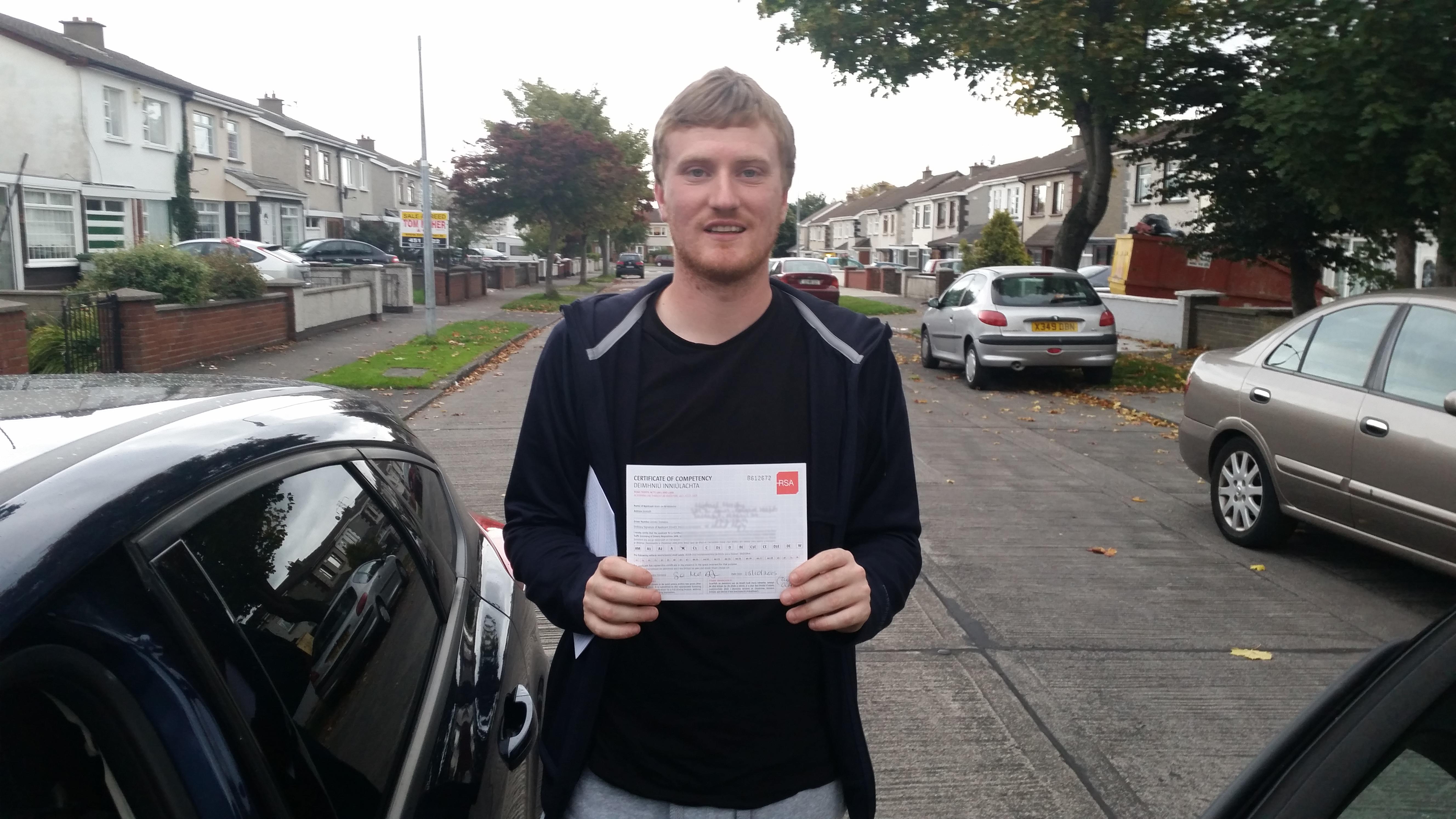 Michael - Drimnagh, Dublin 12